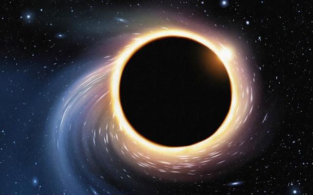 Agujero negro que altera el espacio y tiempo a su alrededor-TuParadaDigital
