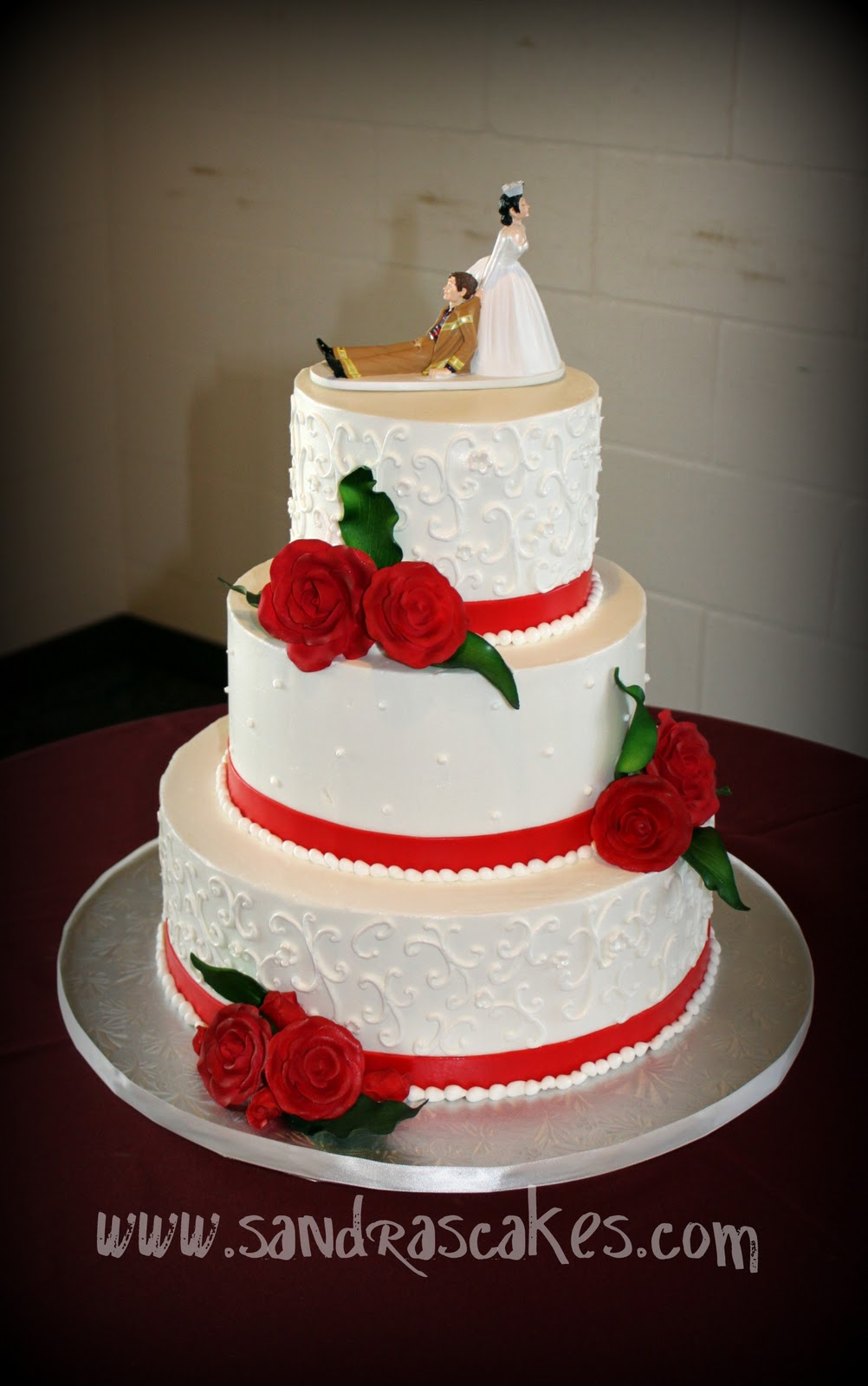 More Beautiful Wedding Cakes