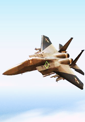 Free Download F-15C Cipher Mod for GTA San Andreas.