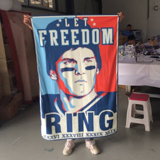 #nfl #patriots #brady -let freedom ring
