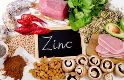 Zinku- motori i enzimeve, Dobite shendetesore te zinkut
