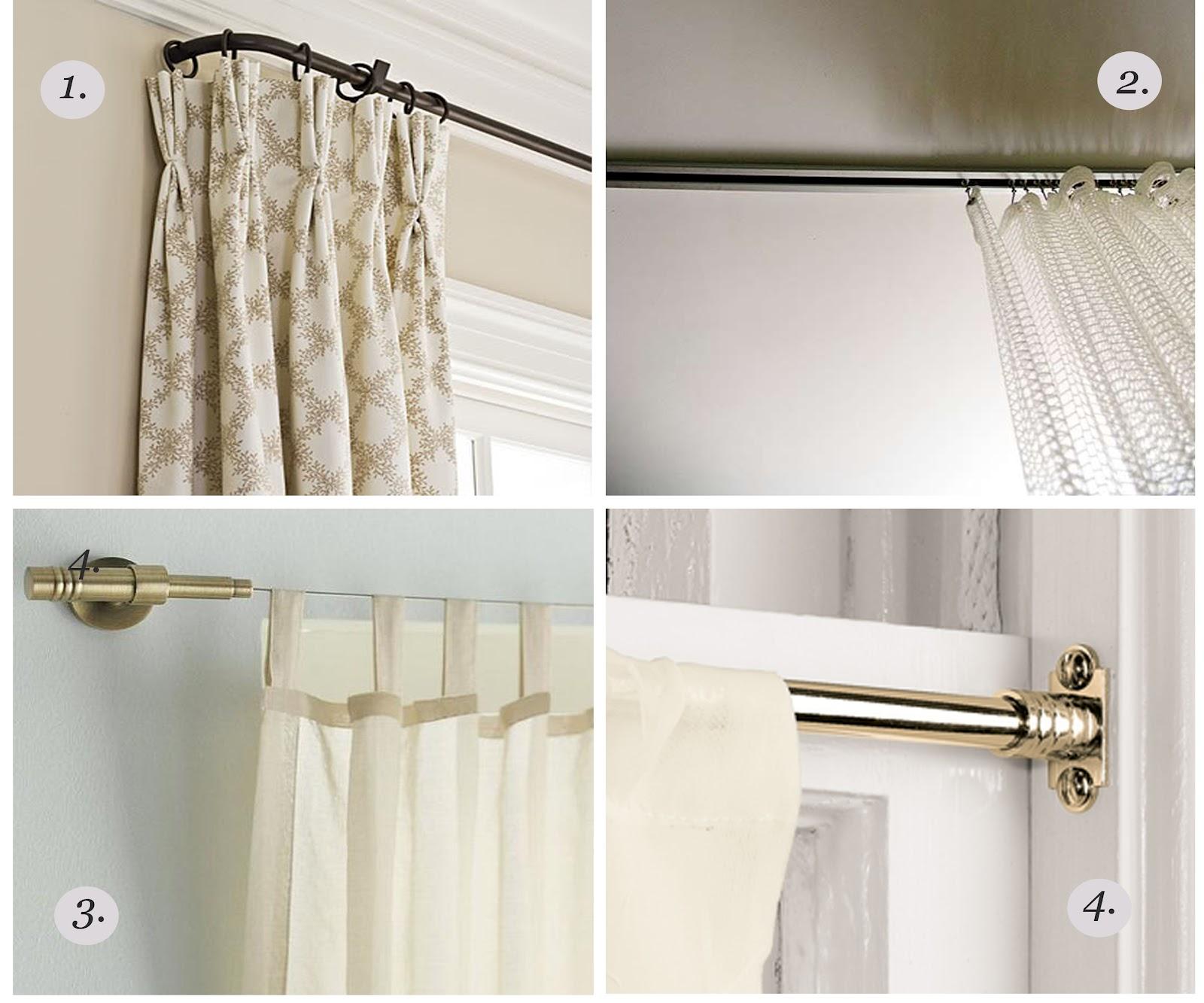Dalliance Design A Love Affair With Design Curtain Rod