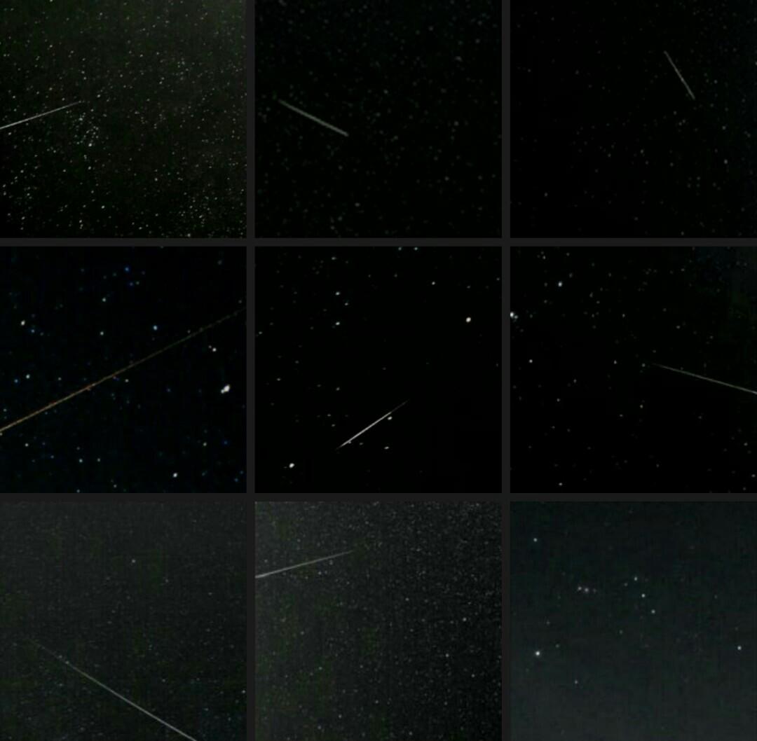 Hujan meteor 2018