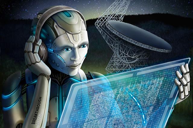 Inteligência Artificial ajuda cientistas a rastrearem sinais de rádio misteriosos do universo