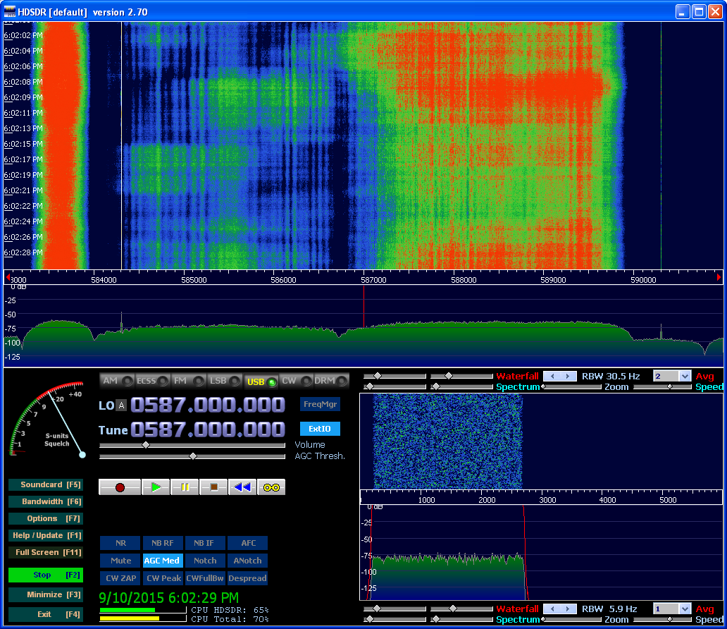 Cool things to do with SDR: Watching ATSC HDTV on the SDRPlay RSP