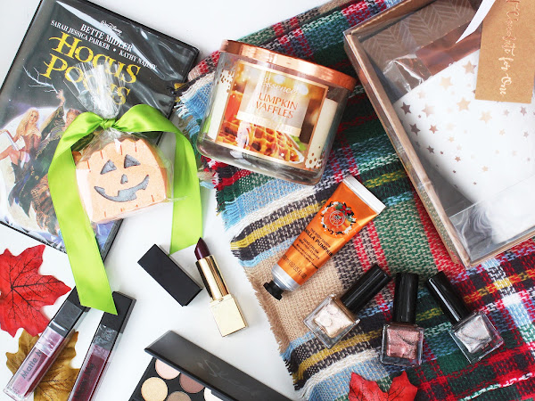 Hello Autumn! | Autumn Giveaway
