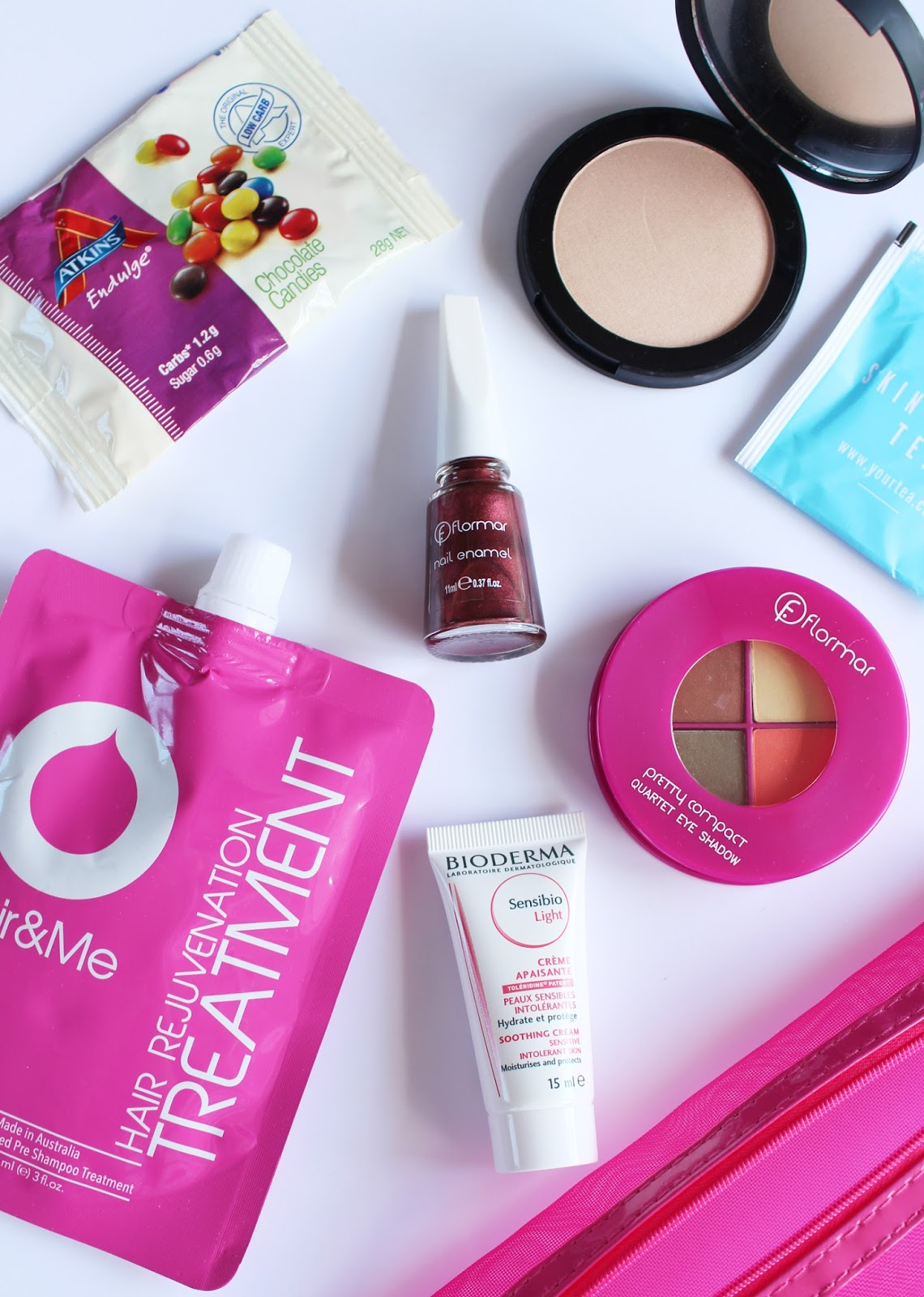 LUST HAVE IT | Women's Beauty Box October '15 - Unboxing + Initial Thoughts - CassandraMyee