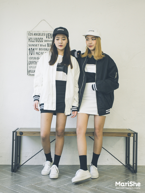 Korean Twin Look Fashion Official Korean Fashion