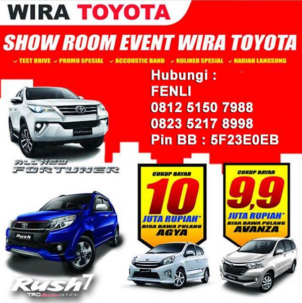 Wira Toyota Banjarbaru Kalimantan Selatan Astra Toyota