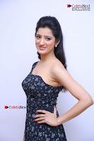 Telugu Actress Richa Panai Stills in One Shoulder Floral Long Dress at Rakshaka Bhatudu Movie Interview  0141.JPG