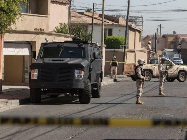 Masacran a siete hombres en Tonalá