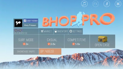 Bhop Pro Apk v1.3.2 Mod Unlimited Money