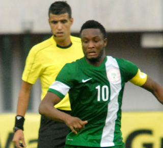 My absence does not  cause Eagles loss – Mikel Obi