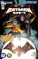 Os Novos 52! Batman e Robin #5