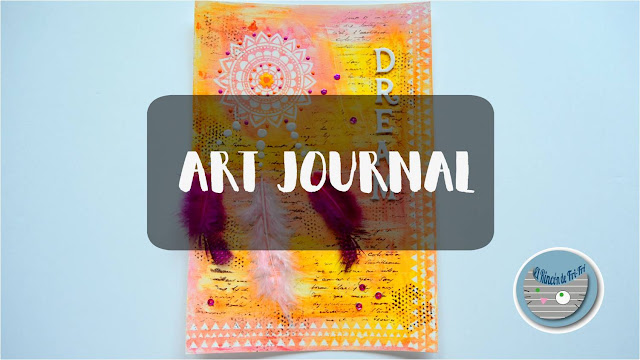 art journal dream