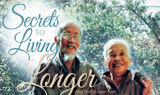 Secrets to Living Longer: What We Can Learn from Blue Zones