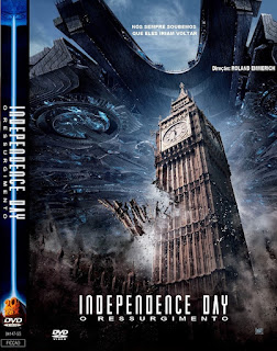 Independence Day 2 (2016) Blu-Ray 720p Dublado