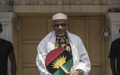 Biafra - South-East - Nnamdi KANU