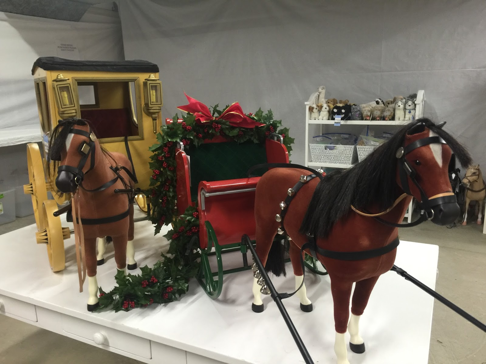 Annual American Girl Event At Buttons And Bows Consignment