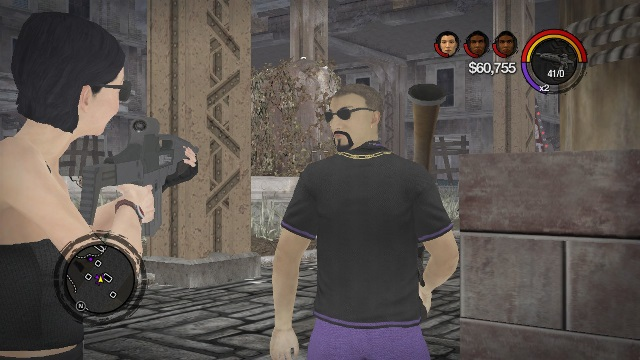 Download Saints Row 2 PC Games Gameplay