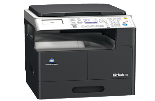 Konica Minolta Bizhub 215 Driver Download