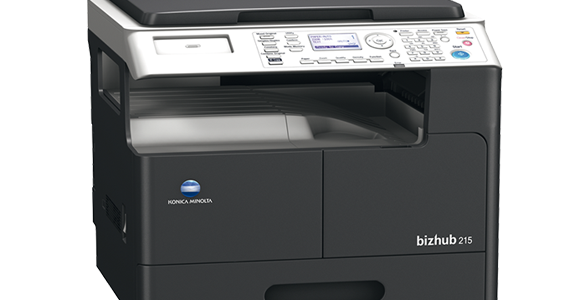 konica minolta bizhub 164 scanner software download