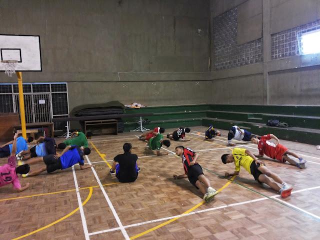 Latihan Fisik Sebagai Pembinaan Kondisi Fisik Atlet