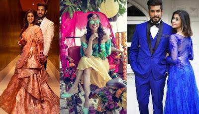 kishwer-suyyash-wedding-looks