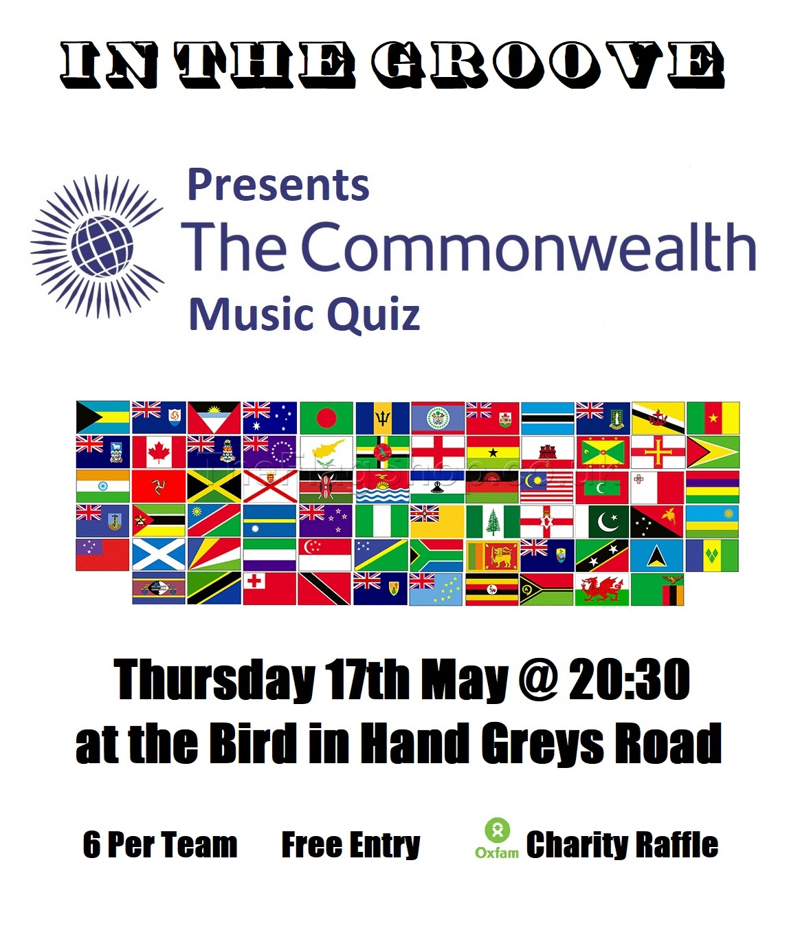 In The Groove Music Quiz