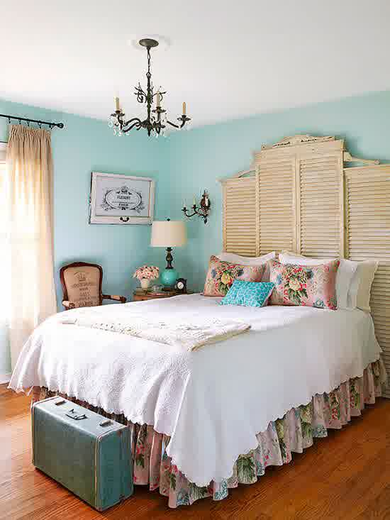 Inspiring Sweet Vintage Bedroom Decoration Ideas Just Interior