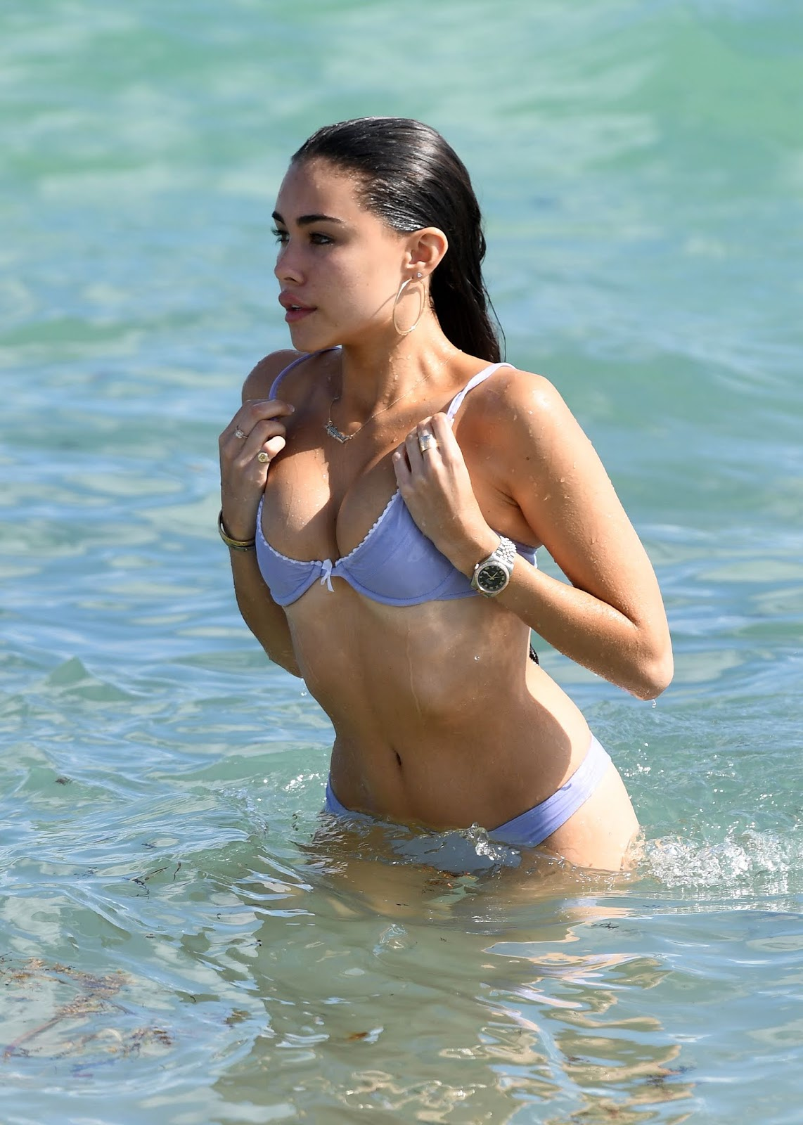 Madison Beer in Hot Bikini