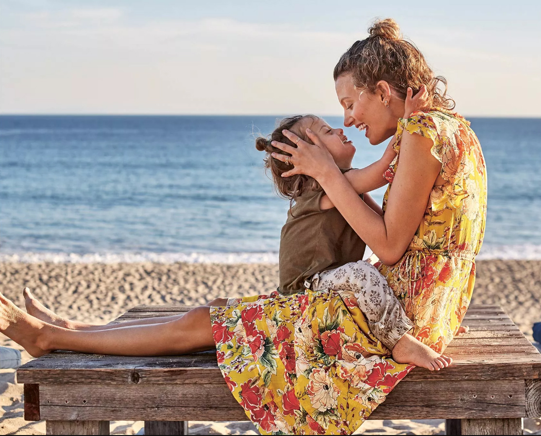 Take 20% off your Anthropologie purchase for Mother's Day :: Effortlessly with Roxy