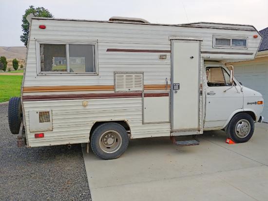 1974 Shasta Motorhome