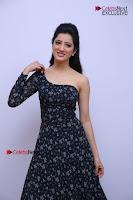 Telugu Actress Richa Panai Stills in One Shoulder Floral Long Dress at Rakshaka Bhatudu Movie Interview  0122.JPG