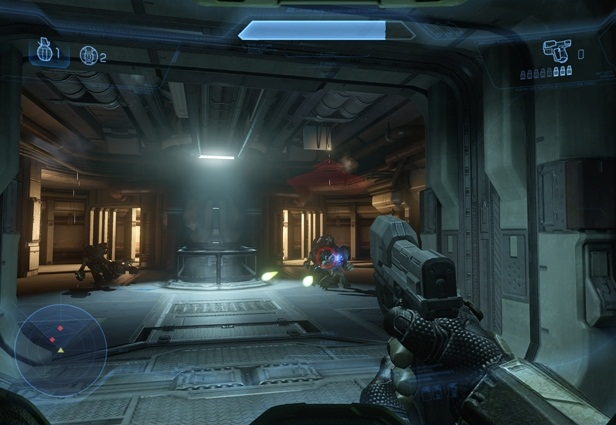 Halo 4 - Third Person Shooter