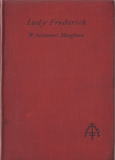 cover of Lady Frederick by W. Somerset Maugham