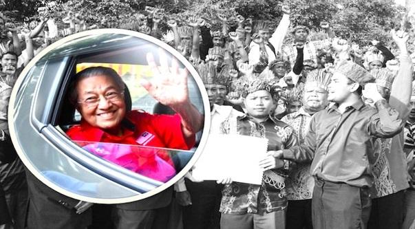 Isu Orang Asli Kelantan. Ini Komen Tun Mahathir Buat Ramai LEGA