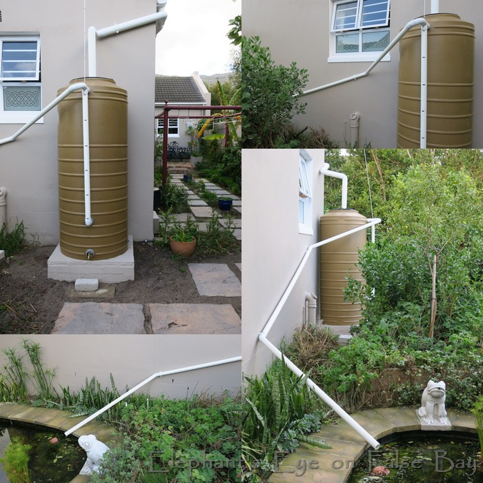 Our new normal water use in cape town 39 s drought for Garden pond overflow pipe