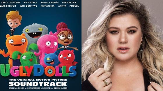 """Ouça """"Broken & Beautiful"""", faixa na voz de Kelly Clarkson, que antecipa a trilha sonora de UglyDolls"""
