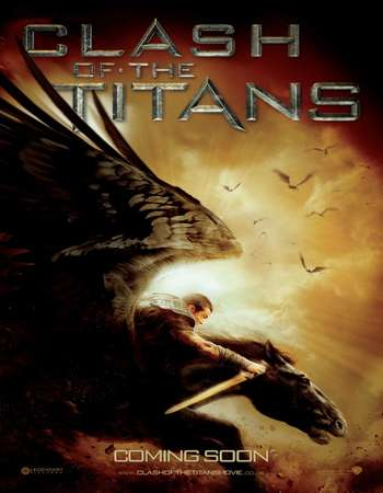 Clash of the Titans 2010 Hindi Dual Audio BRRip Full Movie Download