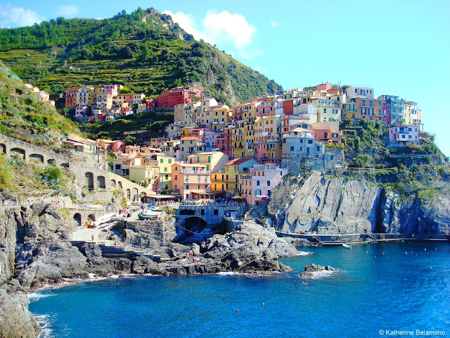 Cinque Terre, Italy, Vacation Ideas