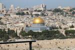 Vista de la ciudad de Jerusalén