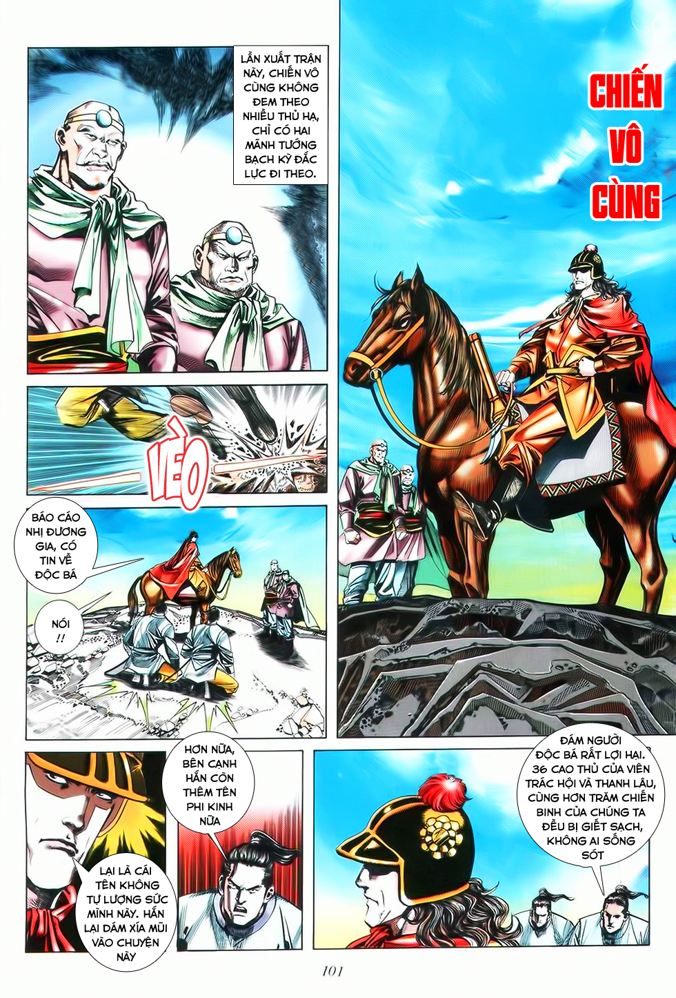 Bá Đao Chap 23 - Truyen.Chap.VN