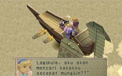 Nostalgia ! Breath of Fire IV Bahasa Indonesia