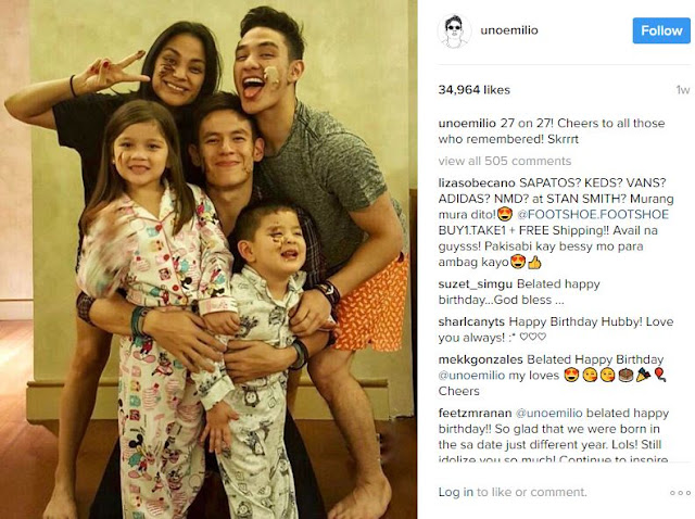 Jake Ejercito Wants to Seek Joint Custody of His Daughter Ellie but This is What Andi Eigenmann Had to Say! READ HERE!