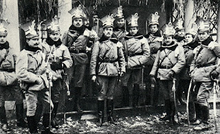 Oficerowie kawalerii Władysława Beliny-Prażmowskiego