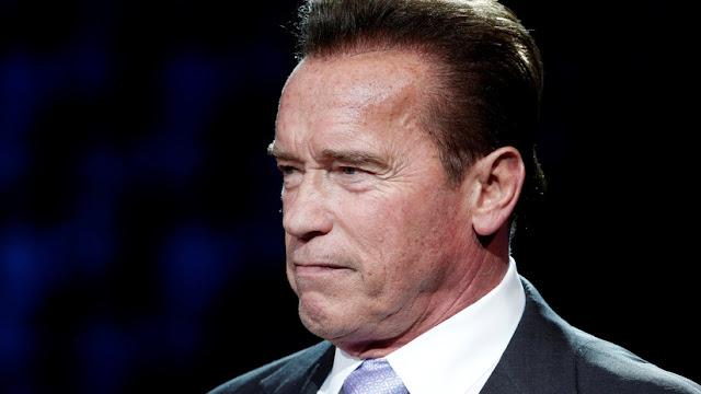 Operan de urgencia a Arnold Schwarzenegger