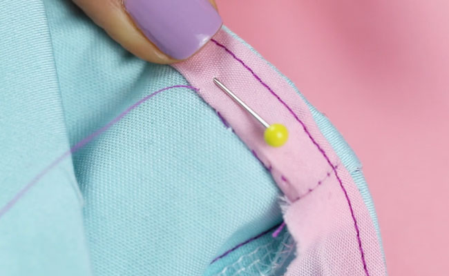 How to Sew Slipstitch - a handy hand sewing technique! - Tilly and the Buttons