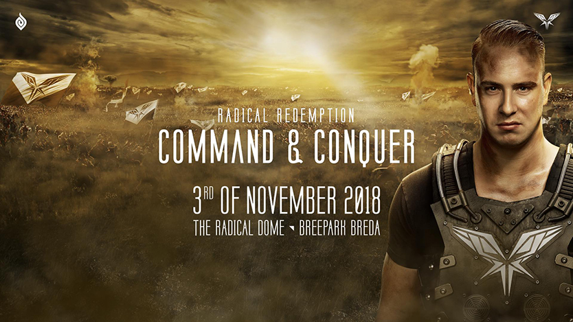 radical redemption, radical dome, breepark, command and conquer, hardstyle, raw hardstyle, muziek, music, hardstylefamily, feest, partyblogger, festivalblogger, LaVieFleurit, Fleur Feijen