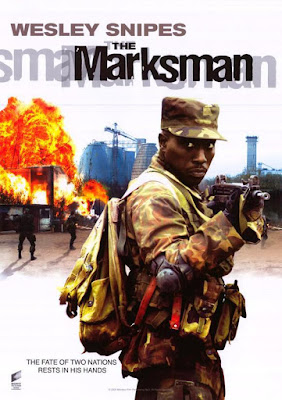 The Marksman 2005 DVD R1 NTSC Latino